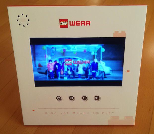 Video Display Lego